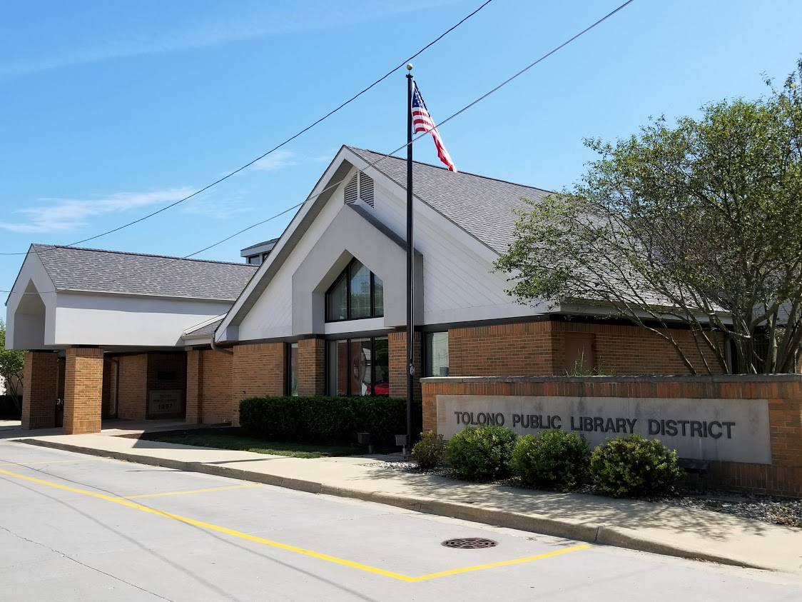 Welcome to the Tolono Public Library District!