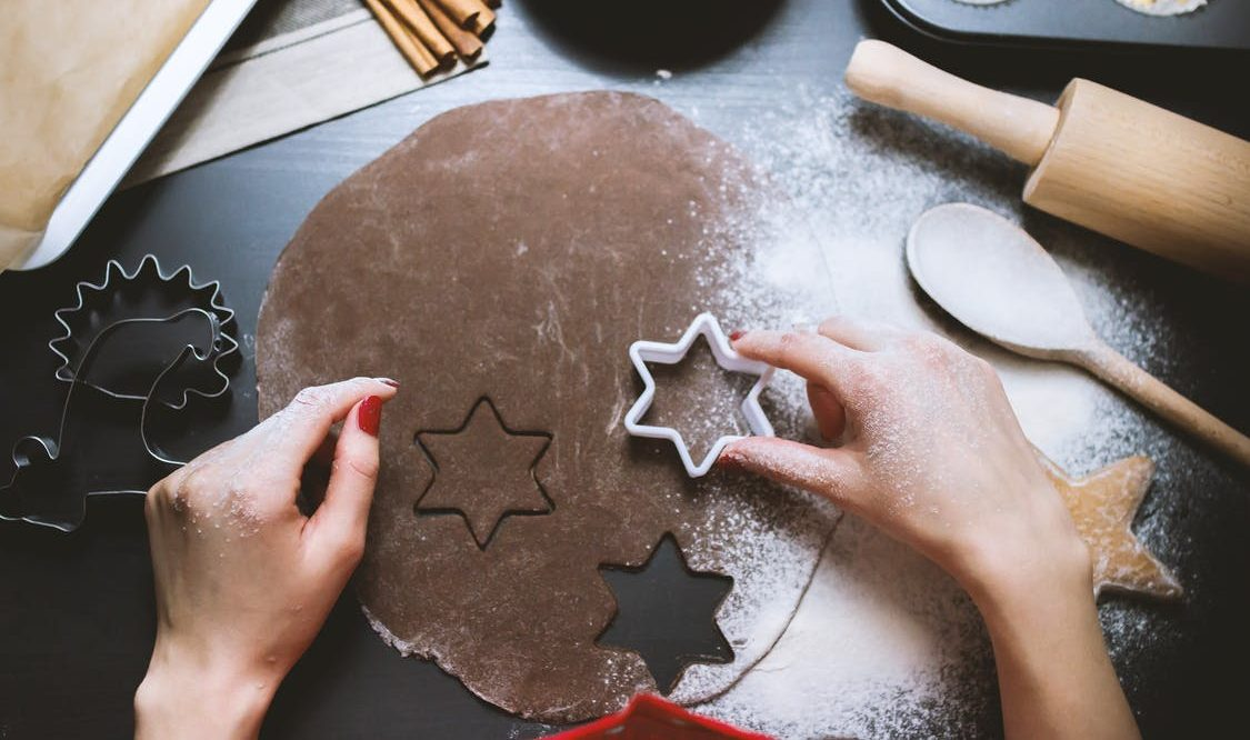 Let's Decorate Cookies for Santa!