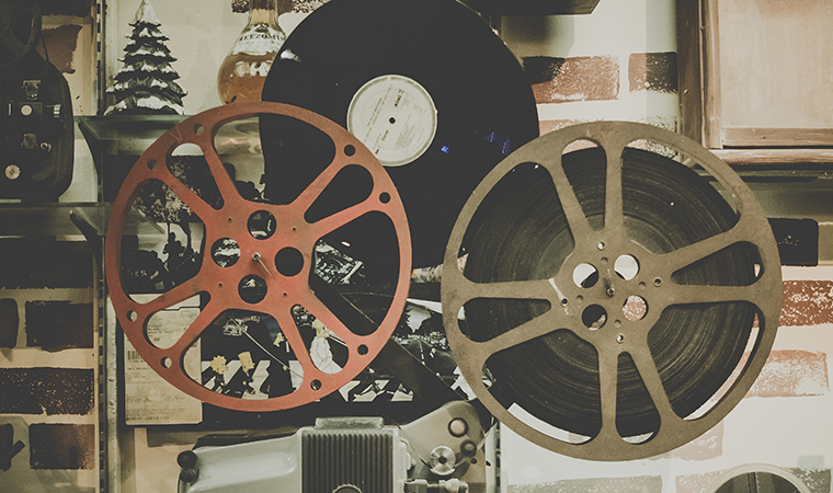 History of Music and Movies