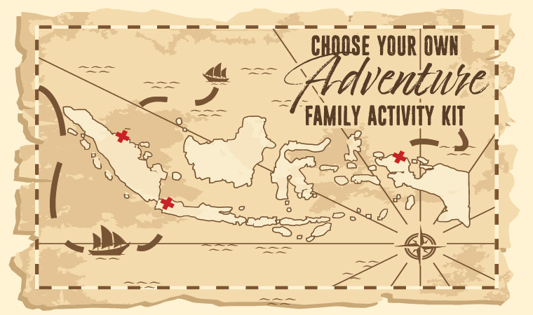 Choose Your Own Adventure Kits