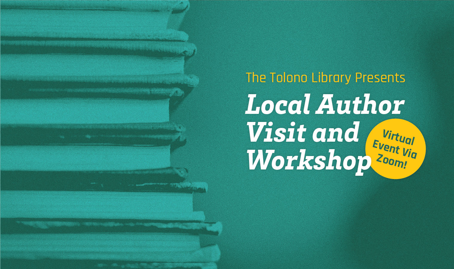 Local Author Visit and Workshop